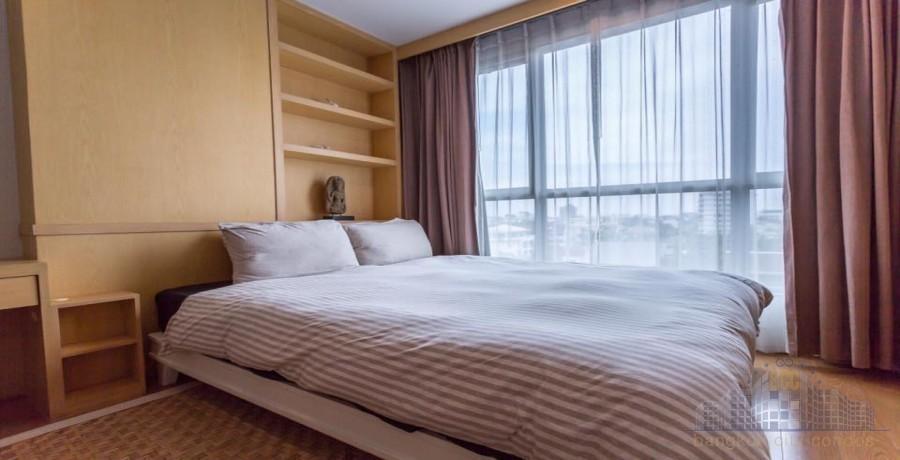 ไฮฟ์ สุขุมวิท 65 - ขาย หรือ เช่า คอนโด 1 ห้องนอน ติด BTS พระโขนง | Ref. TH-MMNFNFUK