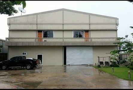 For Sale Warehouse 1,800 sqm in Krathum Baen, Samut Sakhon, Thailand