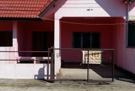 For Sale 2 Beds Townhouse in Mueang Lamphun, Lamphun, Thailand