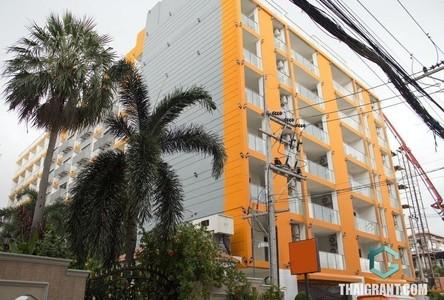Продажа: Кондо 26 кв.м. в районе Bang Lamung, Chonburi, Таиланд