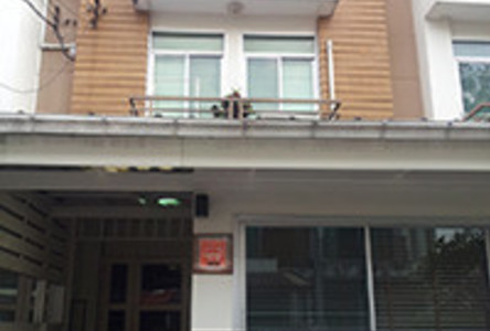 For Sale or Rent 3 Beds Townhouse in Lak Si, Bangkok, Thailand