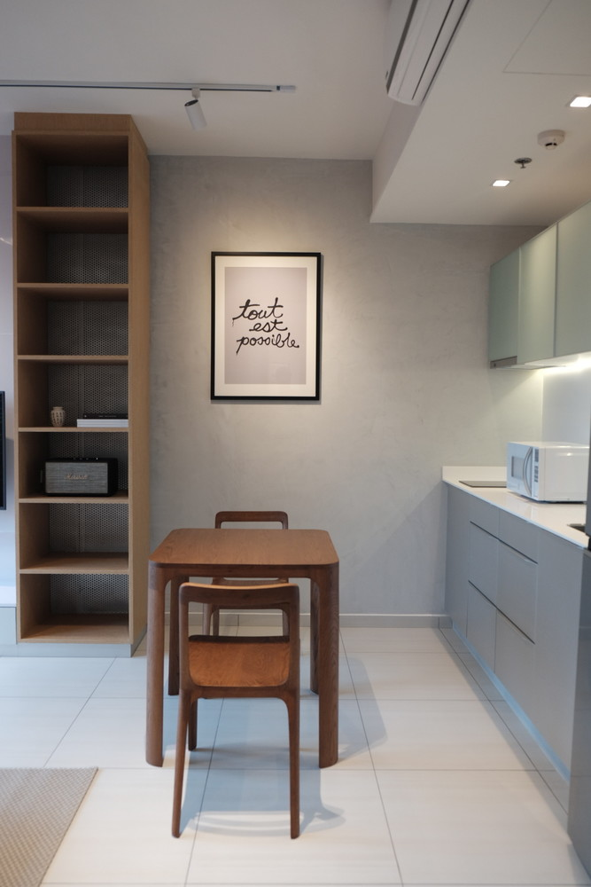 The Lofts Ekkamai - For Sale or Rent 1 Bed コンド Near BTS Ekkamai, Bangkok, Thailand | Ref. TH-XCPMGGHO
