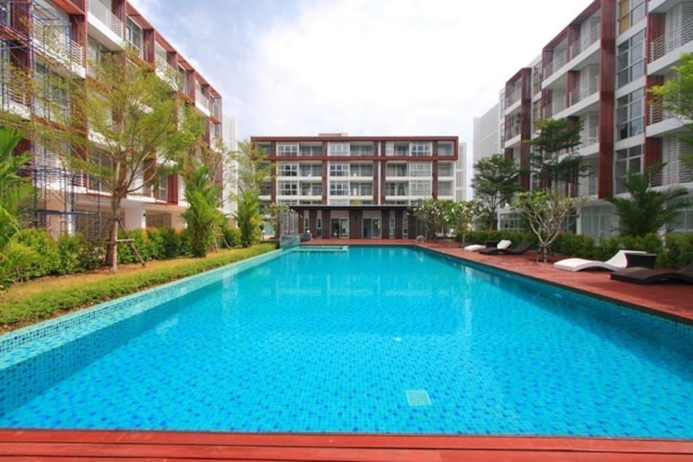 For Sale or Rent コンド 37 sqm in Mueang Krabi, Krabi, Thailand   Ref. TH-QTCHXOSV