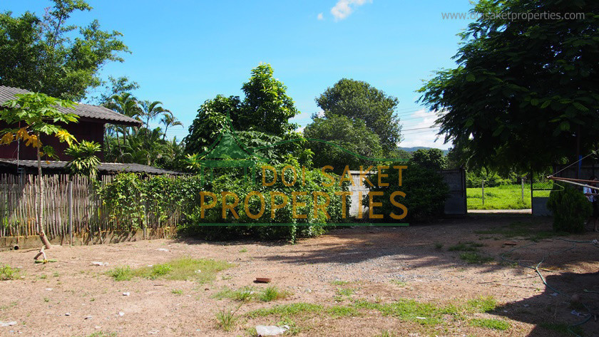 For Sale Land 1-0-11 rai in Doi Saket, Chiang Mai, Thailand | Ref. TH-LDBUINPZ