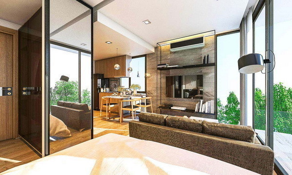 For Sale 2 Beds Condo in Phaya Thai, Bangkok, Thailand | Ref. TH-GQVZLTQX