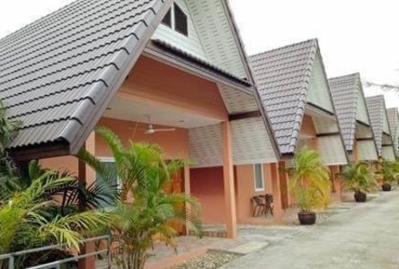 For Sale Hotel 23 rooms in Bang Lamung, Chonburi, Thailand