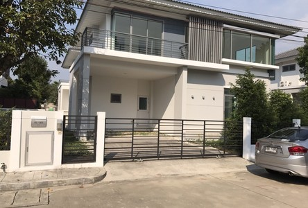 For Sale 3 Beds 一戸建て in Mueang Nonthaburi, Nonthaburi, Thailand