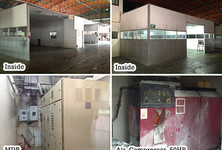 For Rent Warehouse 3,300 sqm in Nikhom Phatthana, Rayong, Thailand