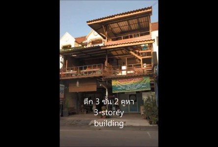 For Sale or Rent 4 Beds Shophouse in Thalang, Phuket, Thailand
