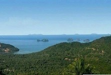 For Sale Land 73-1-90 rai in Ko Samui, Surat Thani, Thailand
