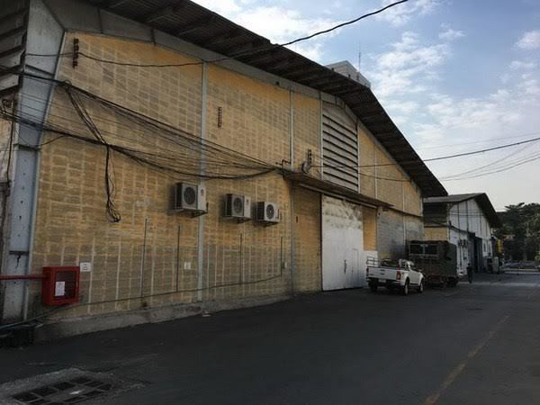 For Rent Warehouse 2,250 sqm in Khlong Toei, Bangkok, Thailand | Ref. TH-NFAMGHKO