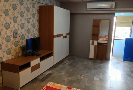 For Sale or Rent Condo 28 sqm in Thung Khru, Bangkok, Thailand
