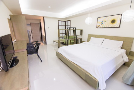 For Rent Condo 35 sqm in Khlong Toei, Bangkok, Thailand