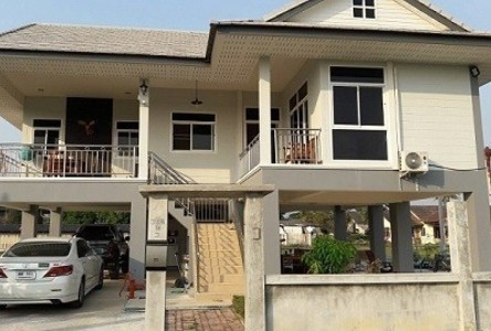 For Sale 3 Beds 一戸建て in Mueang Nakhon Nayok, Nakhon Nayok, Thailand