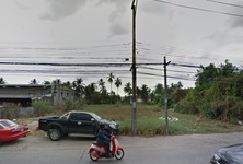 For Sale Land 2,444 sqm in Taling Chan, Bangkok, Thailand