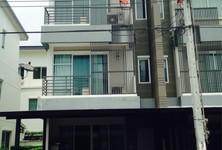 For Sale 2 Beds タウンハウス in Bang Kapi, Bangkok, Thailand