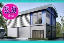 For Sale Warehouse 220 sqm in Bang Bua Thong, Nonthaburi, Thailand