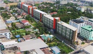 Located in the same area - Lumpini Ville Sukhumvit 76
