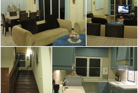 For Sale or Rent 3 Beds 一戸建て in Bang Bon, Bangkok, Thailand