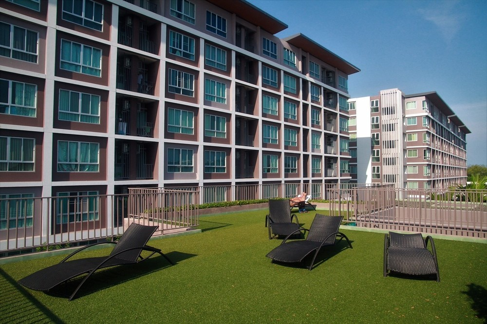 В аренду: Кондо 30 кв.м. в районе Hua Hin, Prachuap Khiri Khan, Таиланд | Ref. TH-AIKEJYMU