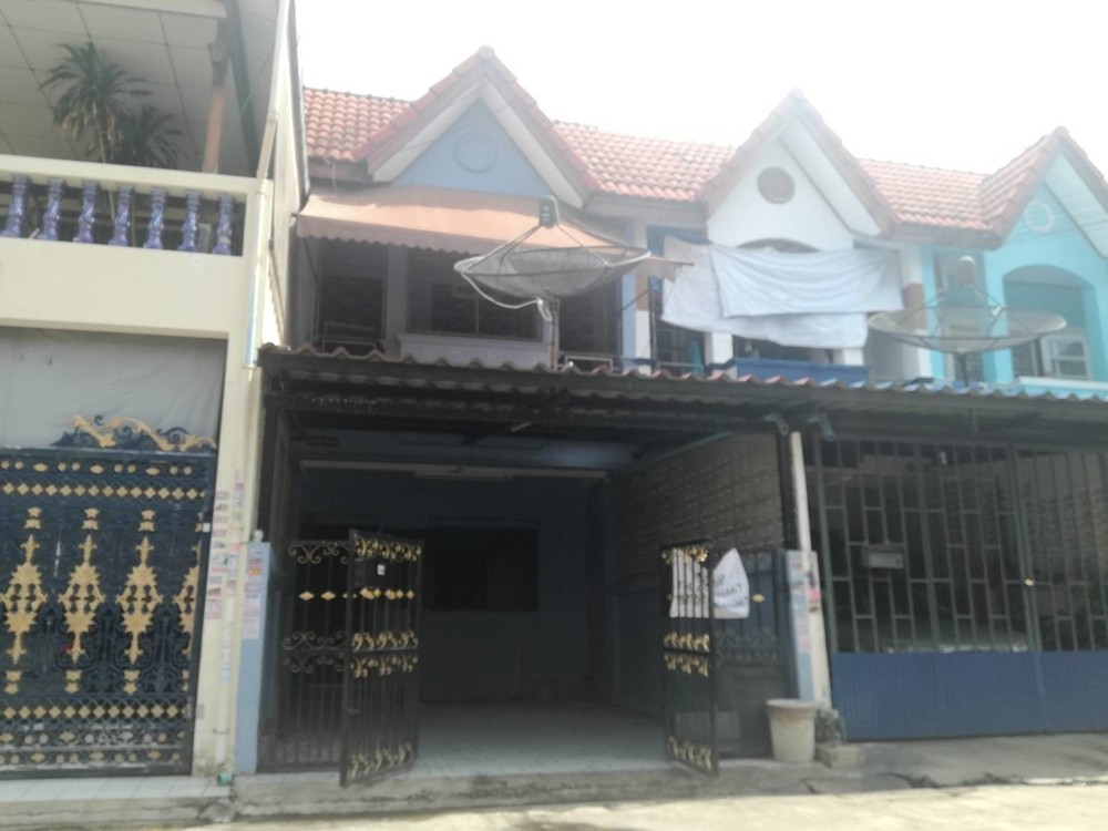 For Sale 2 Beds Townhouse in Thung Khru, Bangkok, Thailand | Ref. TH-CFSHKHPI
