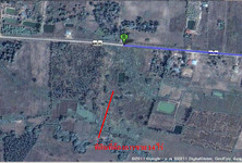 For Sale Land 13-2-0 rai in Huai Khot, Uthai Thani, Thailand