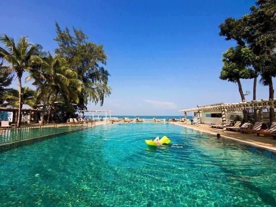 Baan Chom View Condo Hua Hin - For Rent 2 Beds コンド in Hua Hin, Prachuap Khiri Khan, Thailand   Ref. TH-WWSZAIGZ