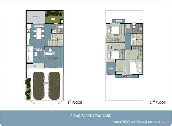 For Sale 4 Beds タウンハウス in Pak Kret, Nonthaburi, Thailand | Ref. TH-XTDUSZMX