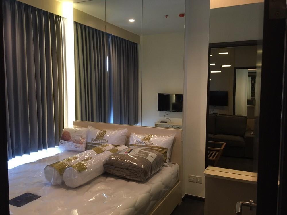 Edge Sukhumvit 23 - For Rent 1 Bed Condo Near MRT Sukhumvit, Bangkok, Thailand | Ref. TH-SFYOVMRI