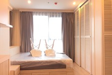 For Rent Condo 26 sqm Near MRT Sam Yan, Bangkok, Thailand