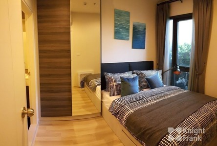 For Rent 1 Bed コンド Near MRT Huai Khwang, Bangkok, Thailand