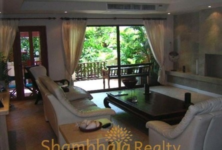 For Rent 4 Beds House in Khlong Toei, Bangkok, Thailand