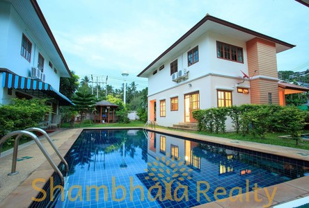 For Sale or Rent 一戸建て 442 sqm in Ko Samui, Surat Thani, Thailand