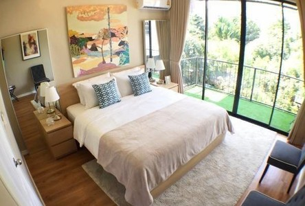 For Rent 1 Bed タウンハウス in Khlong Toei, Bangkok, Thailand