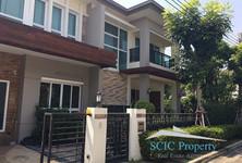 For Sale 4 Beds 一戸建て in Bang Kruai, Nonthaburi, Thailand