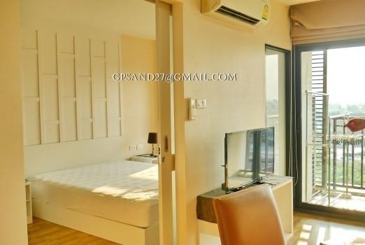Baan Navatara - For Rent 1 Bed コンド in Bueng Kum, Bangkok, Thailand   Ref. TH-BQDDQEXU