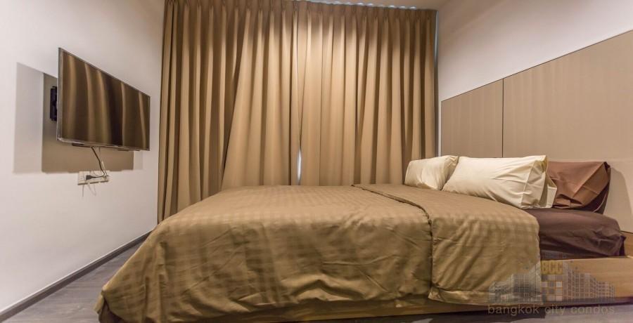 เอดจ์ สุขุมวิท 23 - ให้เช่า คอนโด 1 ห้องนอน ติด MRT สุขุมวิท | Ref. TH-DUQVNRGI