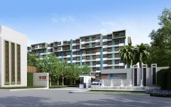 Located in the same area - Centrio Condominium