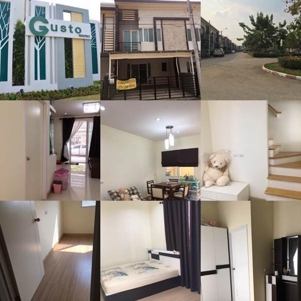 For Sale 4 Beds Townhouse in Bang Khun Thian, Bangkok, Thailand | Ref. TH-MUSTNLCQ