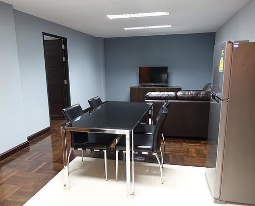 Psj penthouse for rent 2 beds condo near bts chit lom for Bathroom remodel 41017