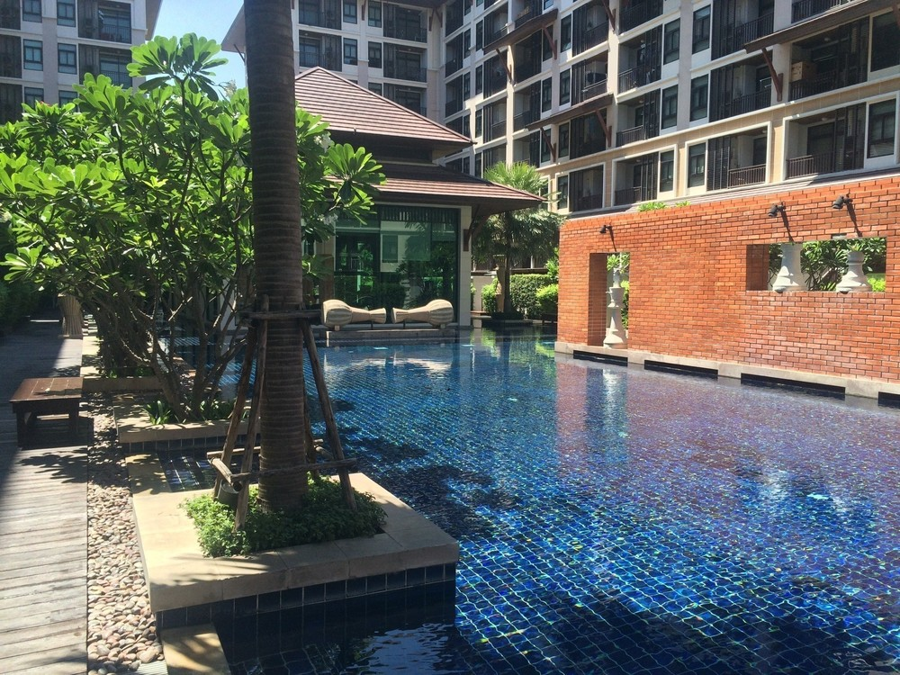 Baan Navatara - For Sale or Rent 1 Bed コンド in Bueng Kum, Bangkok, Thailand | Ref. TH-QMQJSYZN