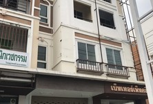 For Sale or Rent Shophouse 64 sqm in Bang Lamung, Chonburi, Thailand