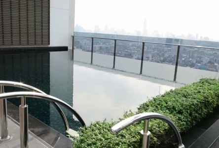 For Sale or Rent 1 Bed コンド Near MRT Thailand Cultural Centre, Bangkok, Thailand
