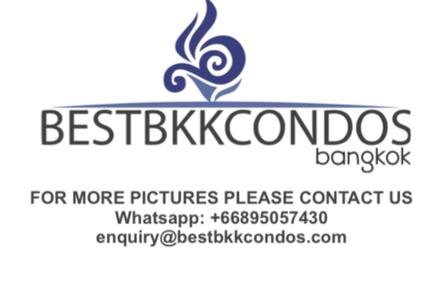 ขาย หรือ เช่า คอนโด 3 ห้องนอน ติด BTS สุรศักดิ์
