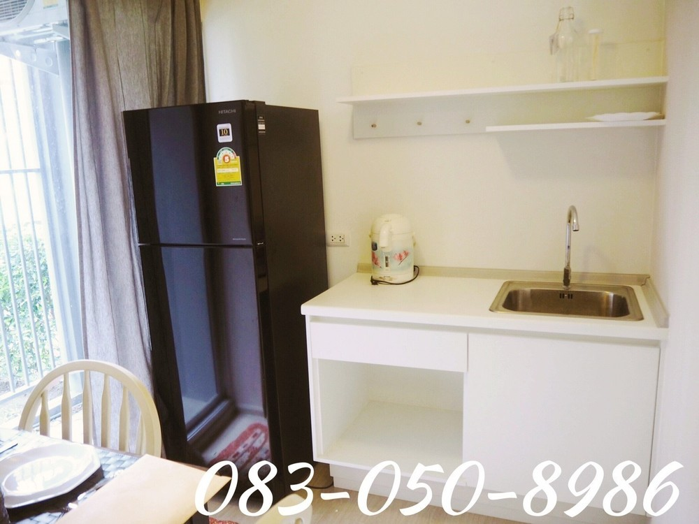 For Rent Condo 22 sqm in Khlong Luang, Pathum Thani, Thailand | Ref. TH-OCMBNXIB
