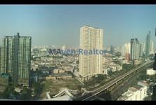 For Sale or Rent コンド 21.5 sqm in Khlong San, Bangkok, Thailand