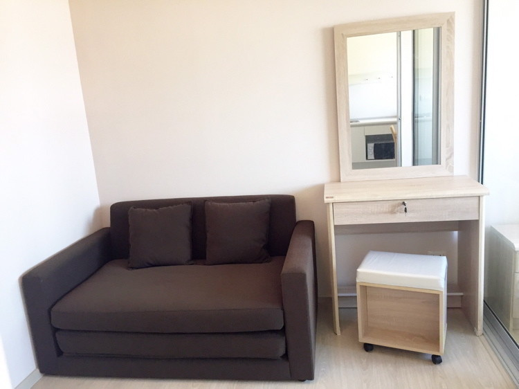 For Rent 1 Bed Condo in Khlong Luang, Pathum Thani, Thailand   Ref. TH-UIWKALIY