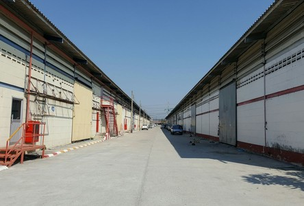 For Rent Warehouse 1,120 sqm in Bang Phli, Samut Prakan, Thailand