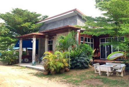 For Rent 2 Beds 一戸建て in Ko Pha-ngan, Surat Thani, Thailand