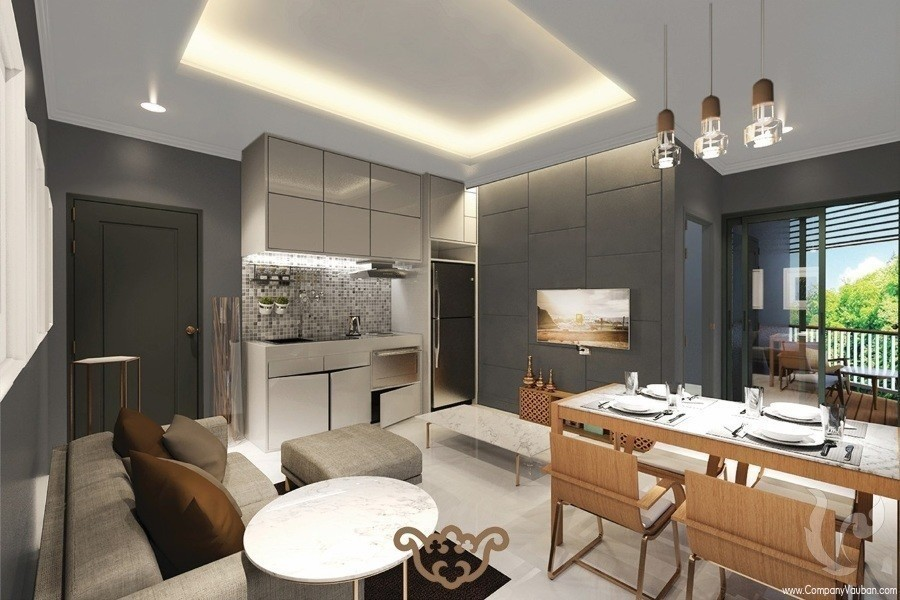 For Sale 1 Bed Condo in Mueang Phuket, Phuket, Thailand | Ref. TH-KVXXXIDT